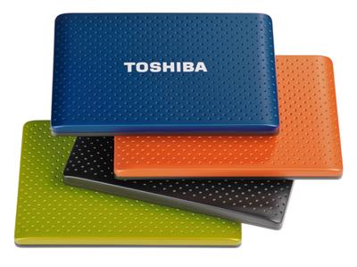 Disco portátil de 1TB con USB 3.0 de Toshiba 1
