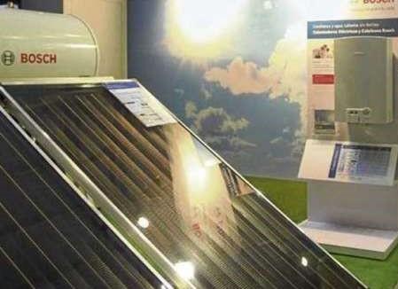 Un sistema solar para calentar agua en el hogar 1