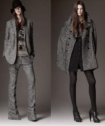 Burberry moda otoño invierno 3