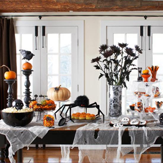 Decora tu casa para la noche de Halloween 1