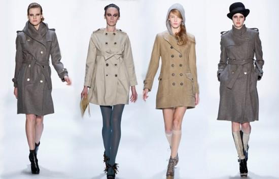 Gabardinas de moda en diversas marcas 3
