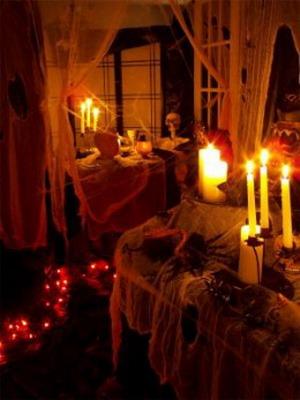 Decora tu casa para la noche de Halloween 3