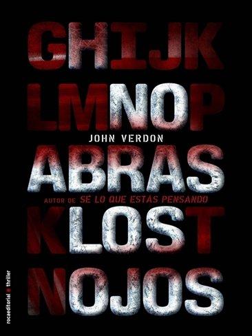 """""""No abras los ojos"""" de John Verdon, critica 3"""