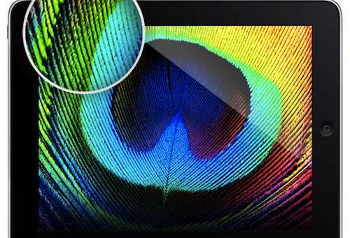 Problemas con las aplicaciones del iPad 3 con retina Display 1