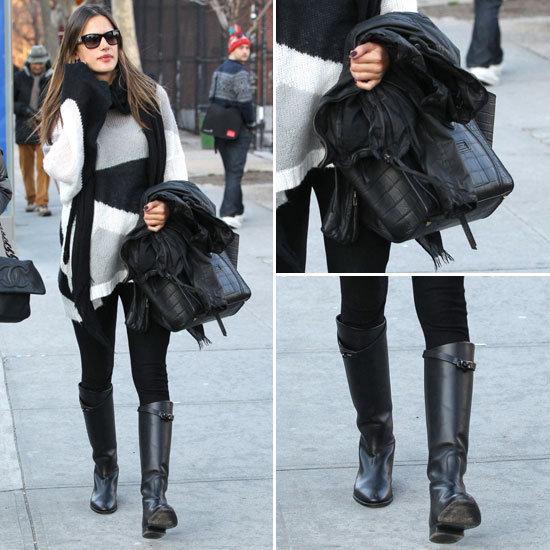 La mirada de la semana: Miranda Kerr cantando, Carlota Casiraghi para Gucci, el look de embarazada de Alessandra Ambrosio... 2