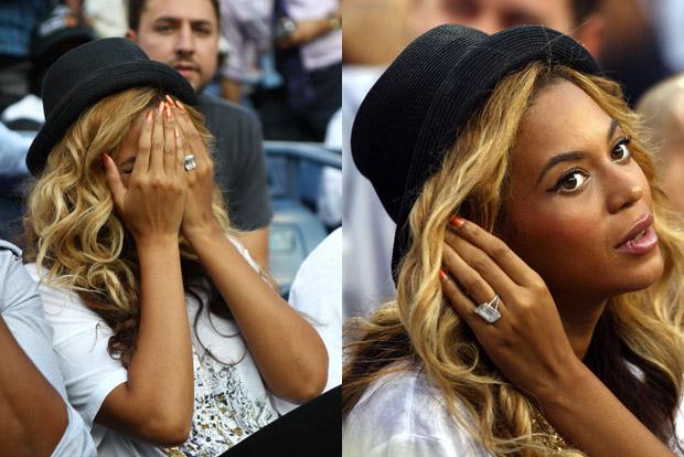 Beyonces Förlovningsring