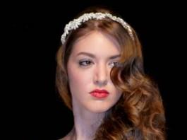 Peinado novias 2012