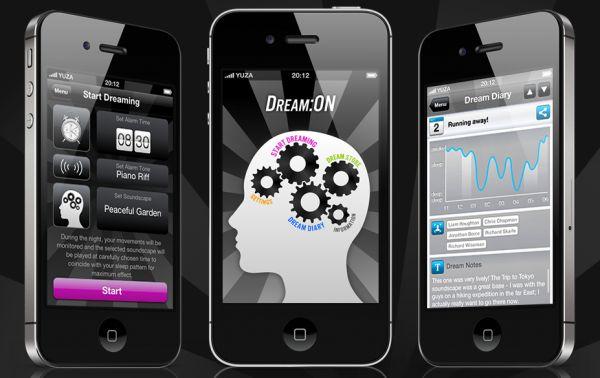 Una aplicación de iPhone permite controlar los sueños 3