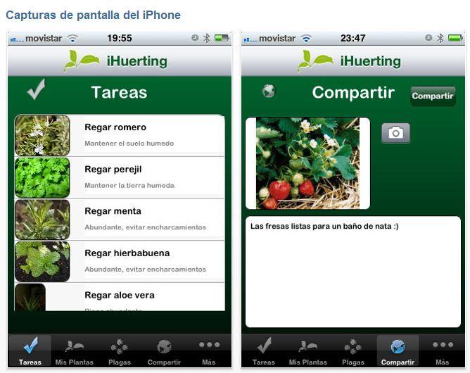 iHuerting, la aplicación para monitorear tu huerta 3