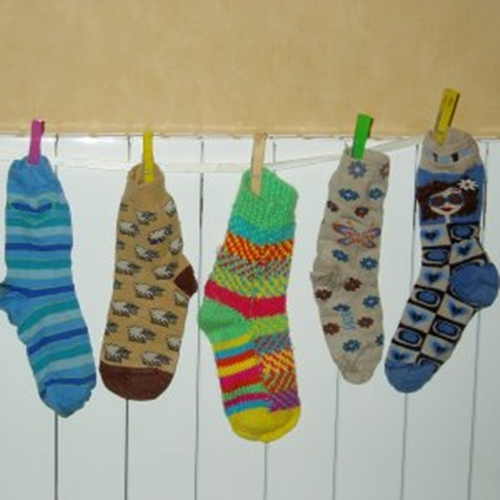 El misterio del calcetín desparejado 3