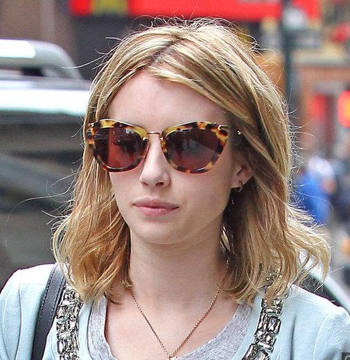 gafas de sol de Emma Roberts