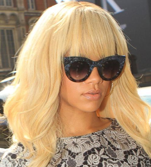 gafas de sol de Rihanna