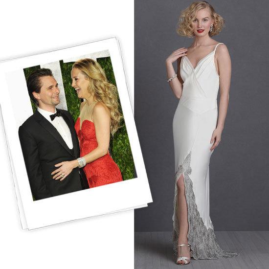 Kate Hudson vestido de novia