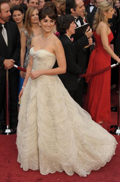 vestido novia alfombra roja