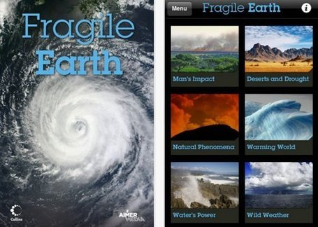 Lanzan una aplicación por el cambio climático 3