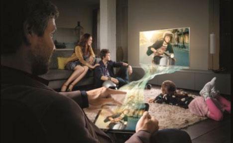 Panasonic conecta sus smart TV con dispositivos móviles 3