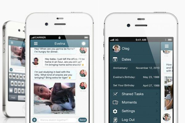 Pair, una aplicación para compartir entre dos 3