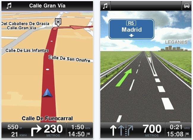 Tipos de aplicaciones provechosas para el coche 3