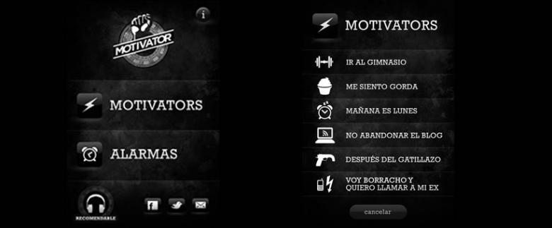 Motivator, la nueva aplicación que hace furor 1