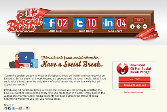 Aplicación para disminuir el estrés de las redes sociales 3