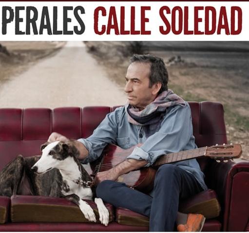Vuelve José Luis Perales con un nuevo disco; Calle Soledad 3