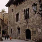 Un paseo por el barrio gótico de Barcelona 3