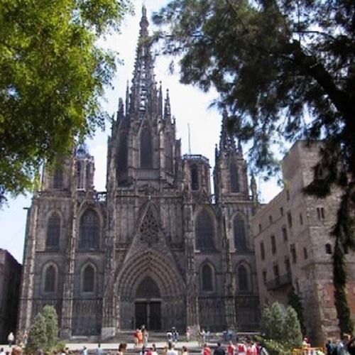 Un paseo por el barrio gótico de Barcelona 1