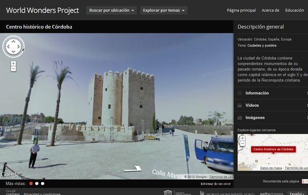 Google lanza una aplicación para visitar monumentos 3