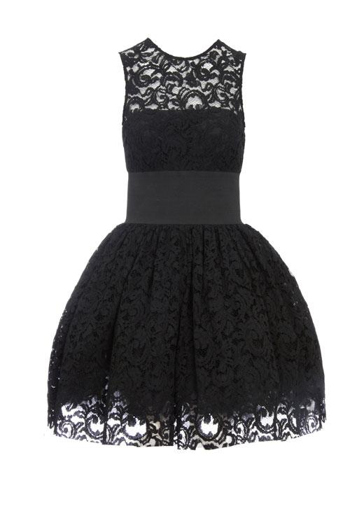 Colección de vestidos otoño-invierno Asos: conquista la noche 1