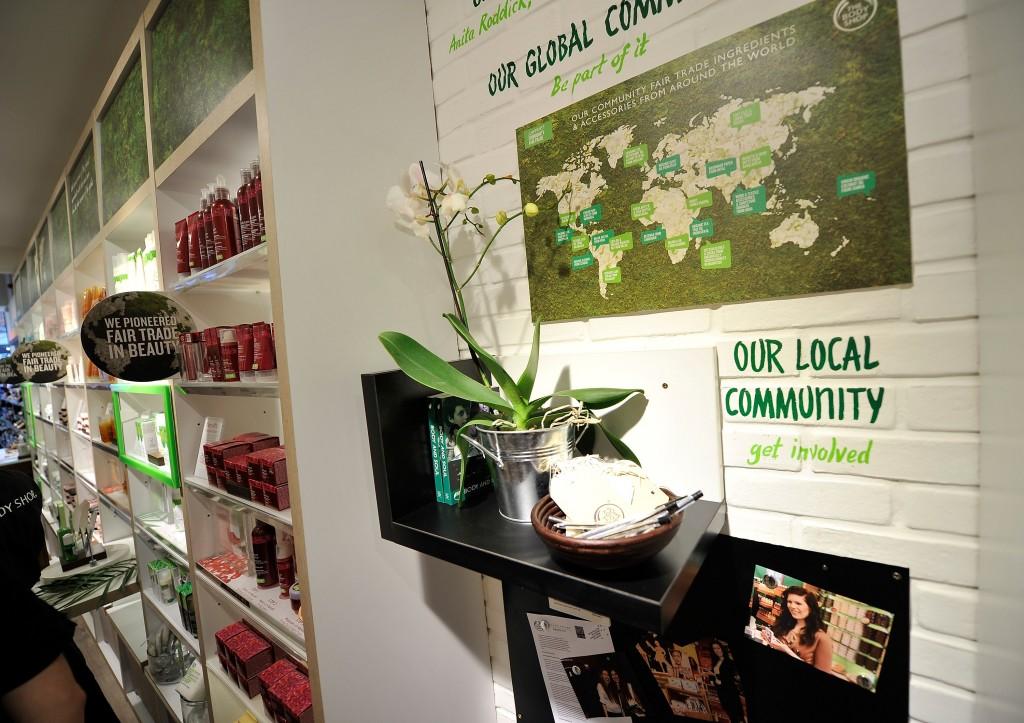 The Body Shop lanza nuevos productos de cosmética que cuidan el medioambiente 1