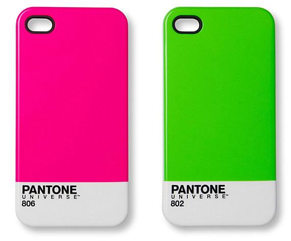Carcasas de moda para tu smartphone: los colores neón Pantone en el móvil 1