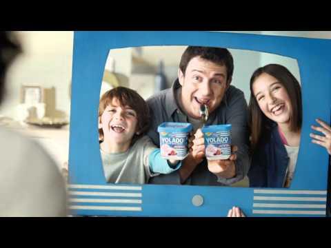 Yolado, el yoghourt helado de Danone 2