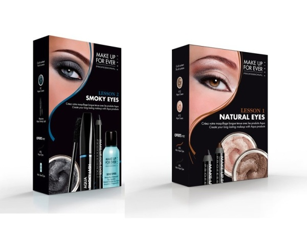maquillaje kit make up for ever