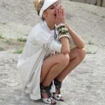 Fotos Candice Swanepoel en bikini Elle Brazil 2