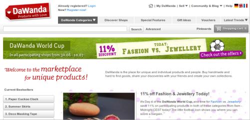 Comprar y vender productos artesanales online 2