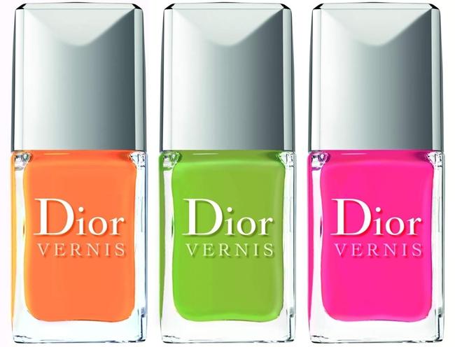 Nueva colección de esmaltes de uñas Dior ¡Atrévete con el color ...