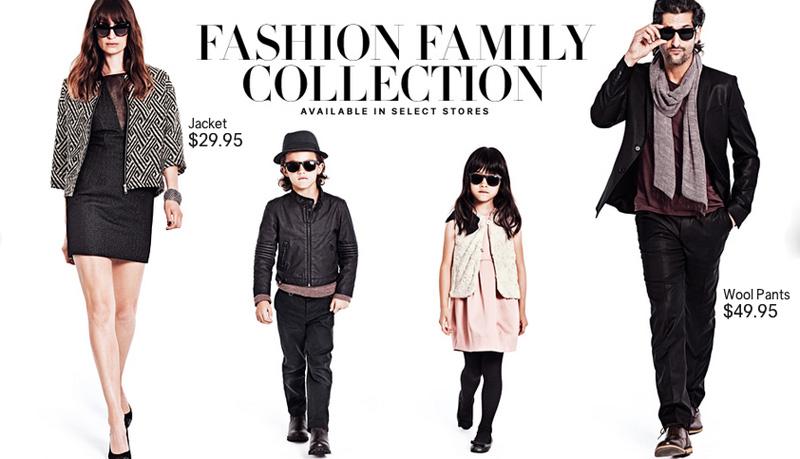 ropa h m para toda la familia mujeres blog de belleza y moda para mujeres. Black Bedroom Furniture Sets. Home Design Ideas