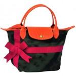 Bolsos navideños de Longchamp 2