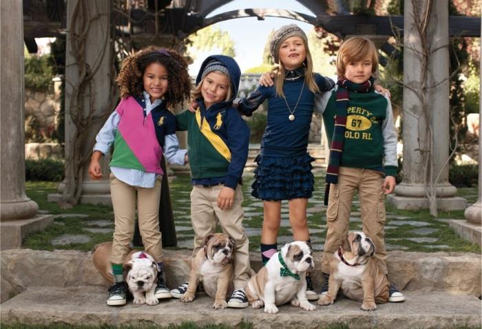 Vêtements Ralph Lauren Enfants automne hiver 2012 2013 6be17b115df