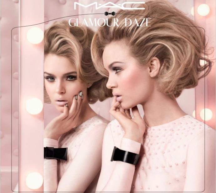 Maquillaje para la navidad 2012 de MAC 1