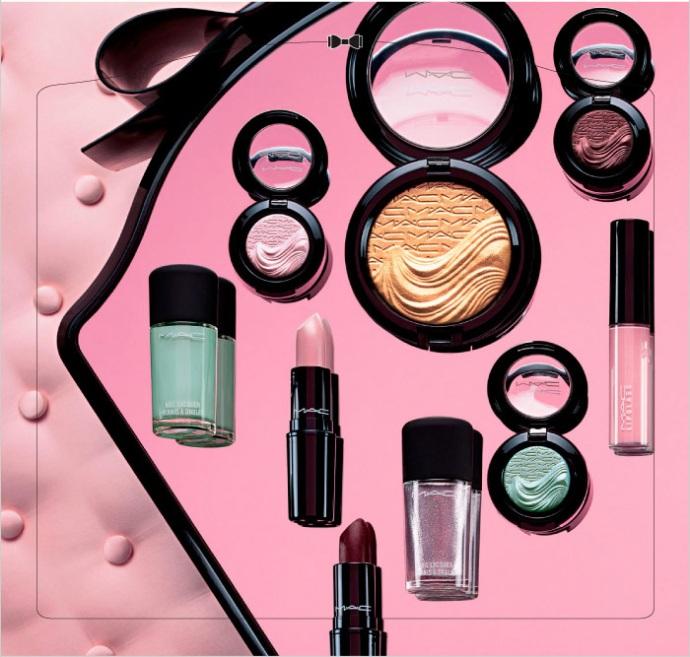 maquillaje mac navidad 2012