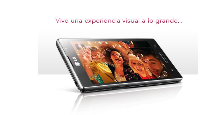 nuevo smartphone lg optimus l9