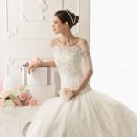 Vestidos de novia primavera 2013 Aire Barcelona 6