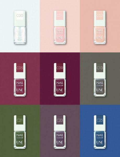 Nail Colour de UNE