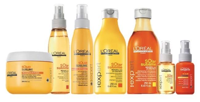 Solar Sublime de L'Oréal Professionnel