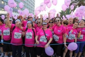 Carrera de la mujer por la lucha contra el cáncer 2