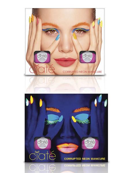 Ciate apuesta por los colores neón a la hora de presentar sus nuevos esmaltes 2