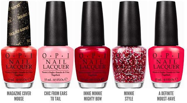 Este verano tus uñas brillarán con los nuevos esmaltes OPI 2