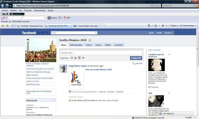 visitas pyme facebook