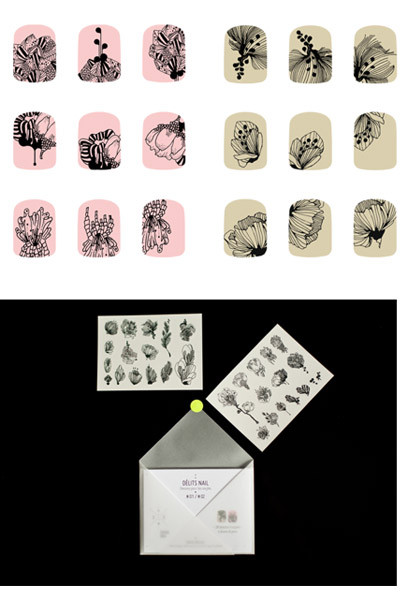 El Cuerpo del Delito; el nail art más de moda 2